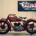 1925 Indian Scout Motorcycle