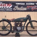 1928 Excelsior Motorcycle