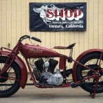 1930 Indian Chief Motorcycle