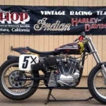 1977 Harley-Davidson XR750 Race Motorcycle