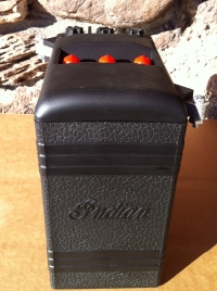 1940-1953 Battery Case W/6v Wet Battery