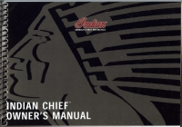1999-2000 CHIEF OWNER'S MANUAL