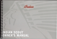 2000 SCOUT OWNER'S MANUAL