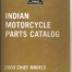 2003 Indian Chief Parts Catalog