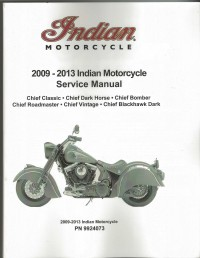 2009-2013 Indian motorcycle Service Manual