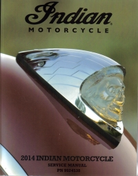 2014 Indian Motorcycle Service Manual