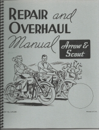 Arrow and Scout Repair and O'Haul Manual