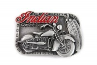 Indian Four Cylinder Belt Buckle