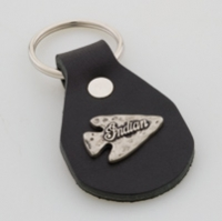 Indian M/C Arrowhead Key Fob