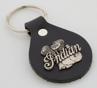 Indian M/C Chief Engine Key Fob