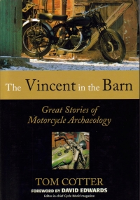 The Vincent in the Barn (Book)