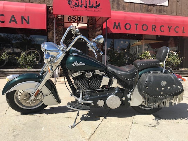 Motorcycle For Sale 2001 Indian Chief Cycleshop Com